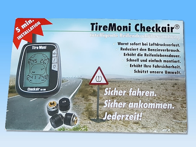 TireMoni-TM100-Reifendruckwaechter