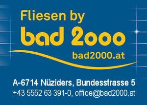 Bad 2000, Nüziders