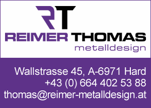 Reimer Thomas Metalldesign, Hard