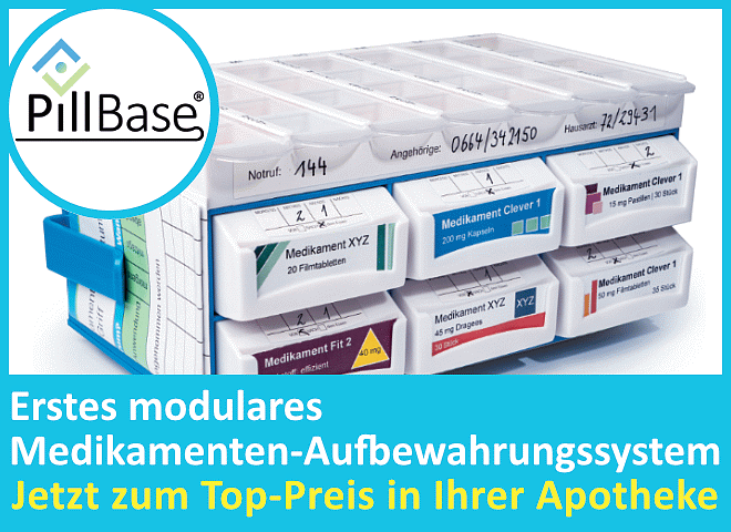 PillBase: Medikamenten-Management-System
