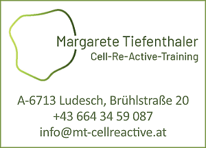 Tiefenthaler Cell-Re-Active, Ludesch